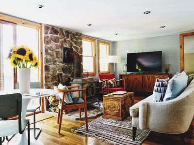 Photo for The Perfect Catskills Lake House
