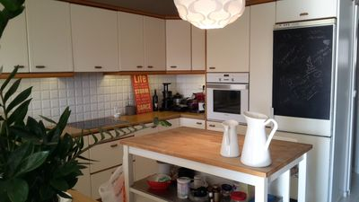 Photo for Spacious sea-view appartment 100sq.m. (1076sq.ft.)
