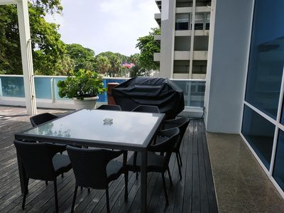 Photo for Residence by G Colonial Santo Domingo - Spacious 2bdr Flat