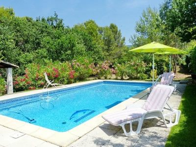 Photo for Beautiful and spacious villa with pool not far from the sea