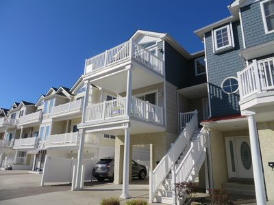 Photo for Beachblock E24th End unit 4BR 3BA Taking reservations for summer 2020!