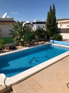 Photo for CO5 Camposol, 2 bed, 2 bath villa with large private pool