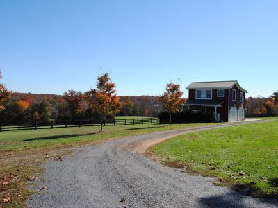 Photo for Two Bedroom One Bath Cottage On 250 Acre Cattle Farm.