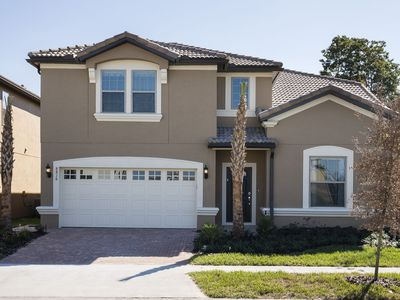 Photo for Brand new 8br/6ba pool villa , Close to Disney
