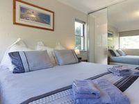really just a perfect place - the accomodations were perfectly clean with crisp sheets. There was a