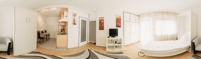 Photo for Apartment near the city center with terrace