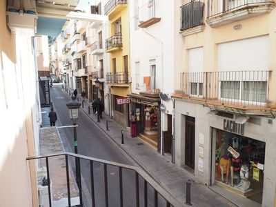 Photo for CUPIDO. Modern apartment in the center of Blanes for four people