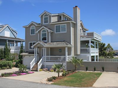 Photo for Captain's Homeport: 6 BR / 3 BA house in Nags Head, Sleeps 16