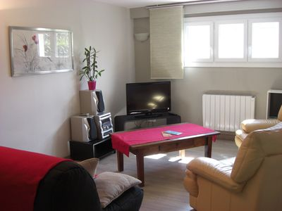 Photo for NICE APARTMENT 60 SQM WITH GARDEN AND BARBECUE IN PEACE MONTPELLIER