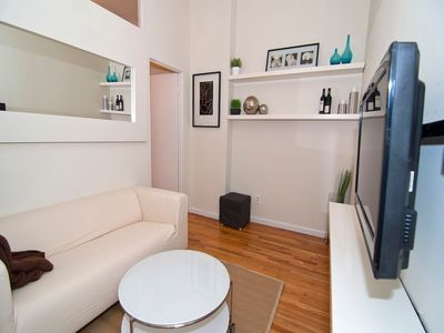 Photo for Apartment 1.3 km from the center of New York with Internet, Air conditioning (983302)