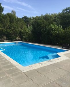 Photo for House with pool / Landes / Surf / Near Ocean / Surrounded by forest