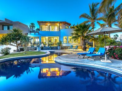 Photo for Dream Come True-Magnificent Ocean Views, Private Pool & Hot Tub,Steps to Sand