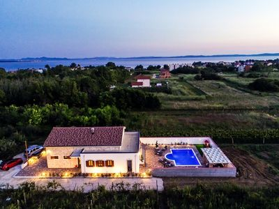 "Photo for Villa ""Mary""**** accommodation-adria"