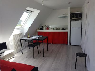 """Photo for """"Appart-Etape"""": T1bis 18m², R + 1, furnished for 2 people, from 2 nights"""
