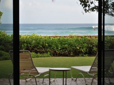 Photo for *~OCEANFRONT! ~*~~   2 Bed/3 Bath, Deluxe End Unit~ 1900sf ~Sleep to the Waves~