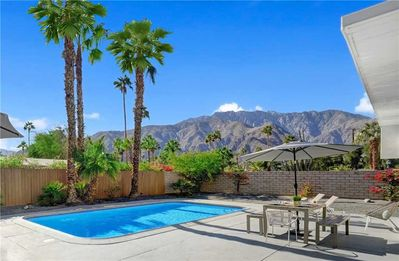 Photo for You'll Love the Mountain View from this Swimming Pool!