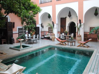 Photo for private room in a charming riad