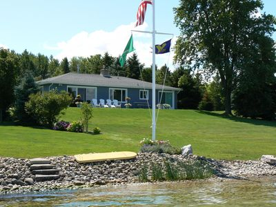 Photo for Mullet Lake Cottage in Quiet Neighborhood Adjacent to Aloha State Park