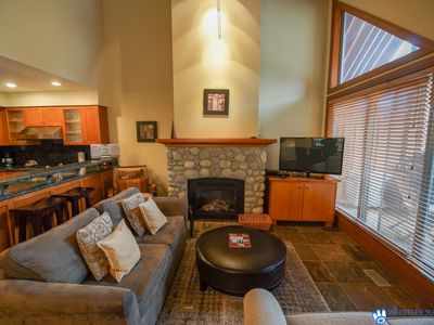 Photo for Montebello - Large Luxury Whistler Townhome, Private Hot Tub & Garage, BBQ
