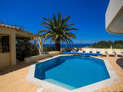 Photo for This beautiful 4 bedroom villa is ideally situated close to Monte Carvoeiro and just 5 minutes walk