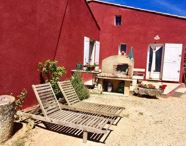 Photo for Studio Roussillon 5 minutes walk from the village