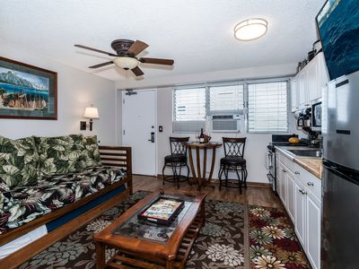 Photo for Charming Condo by the Beach a Short Stroll to Dining and Attractions