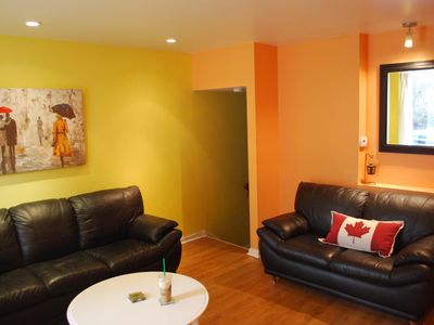 Photo for Loft Style House - Downtown Toronto 4 beds / 2 bathrooms / 2 parking spots