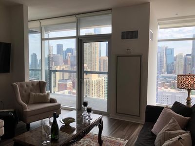 Photo for Luxury Highrise w Dramatic Views