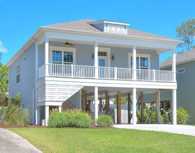 Photo for New Private POOL-Beautiful Decor,3BR/2BA Home-2 Minute Drive to Beach-Sleeps 8