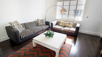 Photo for SoBe 1611 Lincoln Road Apartments for 14! ;] - Three Bedroom Apartment, Sleeps 14