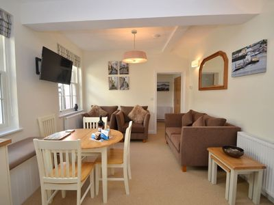 Photo for Dartmouth Apartment, Sleeps 4 with WiFi