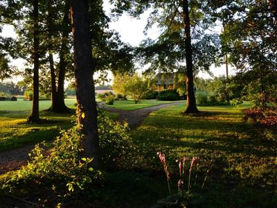 Photo for Cushing Cottage at Brierfield - Nature and Seclusion near Gettysburg