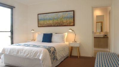 Photo for Walk to Beach and Golf from Sunlit Relaxed Style Beach House - Sleeps 8 Guests