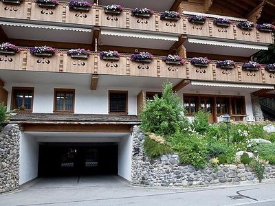 Photo for Apartment Drive in Gstaad - 4 persons, 2 bedrooms