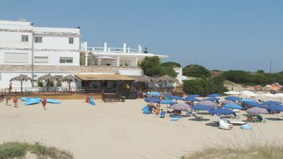Photo for House at the Sea, for Families and children, with Veranda and 2 Bedrooms, in Salento