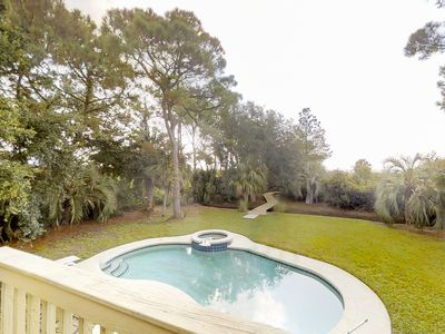 Photo for Private pool & spa at this oceanfront, dog-friendly home!