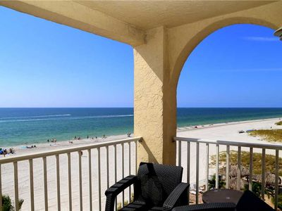 Photo for #412 Beach Place Condo: 3 BR / 2 BA  in Madeira Beach, Sleeps 8