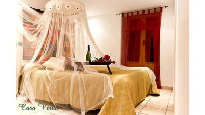 Photo for La Casa Verda, is a Rural Suite, completely restored and decorated in Arabic style.