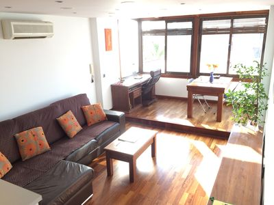 Photo for Playamar Torremolinos beautiful and bright apartment next to the beach