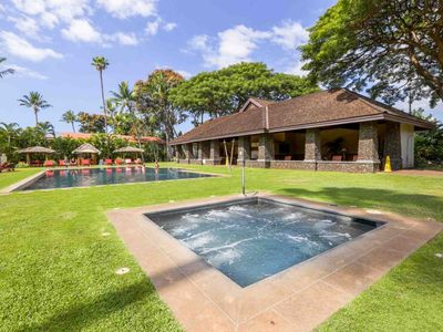 Photo for Heart of Lahaina-Infinity Saltwater Pool-BBQ -  March dates OPEN- Free activities with stay!