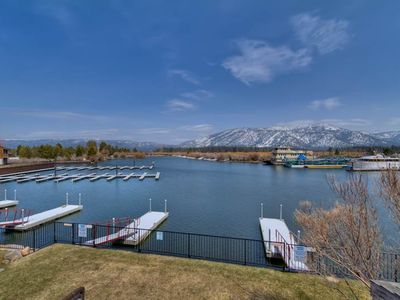 Photo for Cozy Tahoe Keys Condo with Pirvate Boat Dock and use of Tahoe Keys Amenities (TK24)