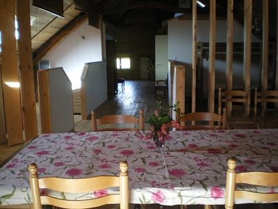 In the loft of Hikes, Alby Sur Cheran,Haute-Savoie, Rhone-Alpes ...
