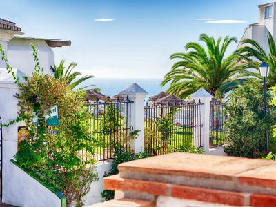 Photo for Modern apartment close to Burriana - Nerja - A / C and Free WiFi