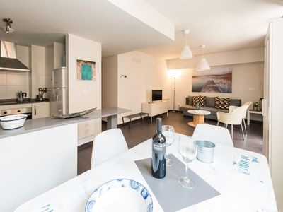 Photo for IN MADRID CITY. IDEAL FAMILIES 1 KM FROM MADRID CENTRAL