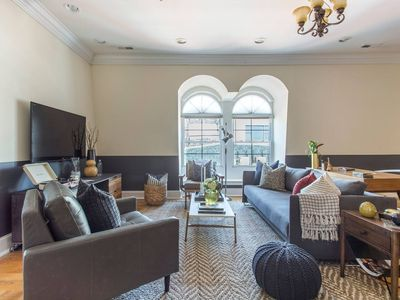 Photo for Central 2BR Apt near Independence Hall by Domio!