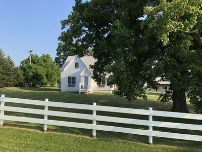 Photo for Gorgeous Restored Farm on 10 Acres