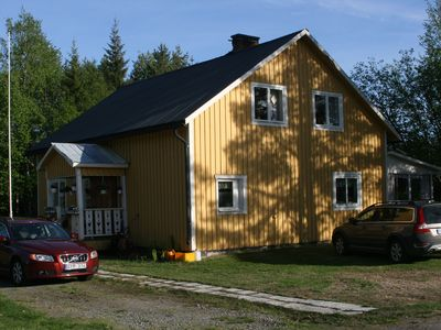 Photo for Wonderful house in the village The valley outside Junsele in Westernorrland,