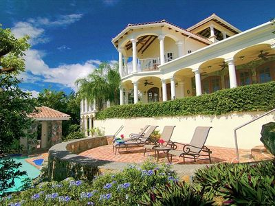 Photo for Las Brisas Caribe Ultra Luxury Ocean View 4BR Estate - 5 Star!