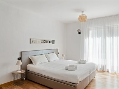 Photo for Mars - Lovely and bright flat (spa, fitness, kids playroom)