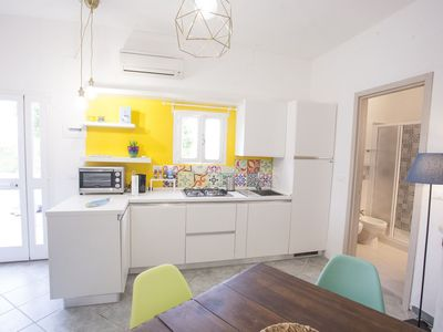 Photo for Il Koala two room apartment 800mt from the city center of Capoliveri